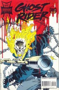 Marvel Comics' Ghost Rider #45