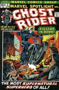 Marvel Spotlight #5 Ghost Rider