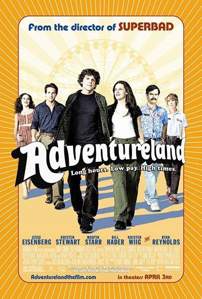 Adventureland movie review