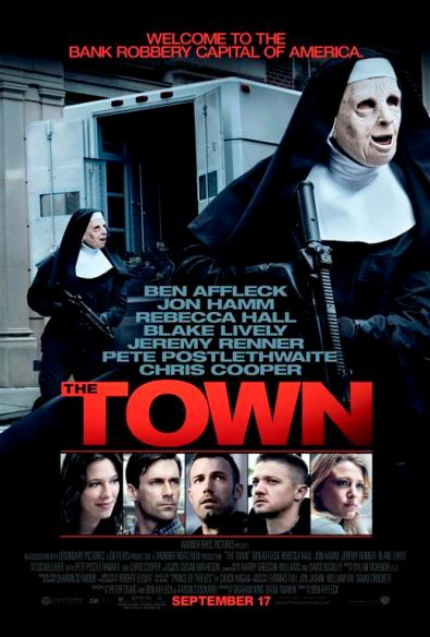 The Town film review