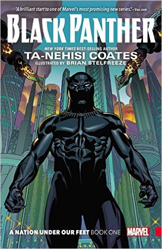 Black Panther graphic novel review