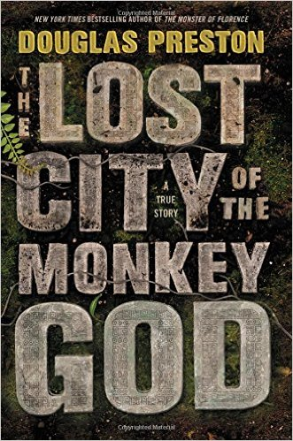 Lost City of the Monkey God book review