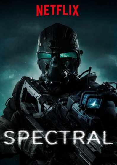 Spectral movie review