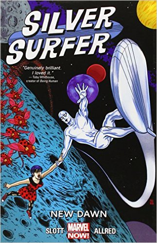 Silver Surfer: New Dawn book review