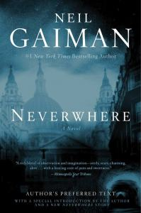 Neil Gaiman's Neverwhere book review