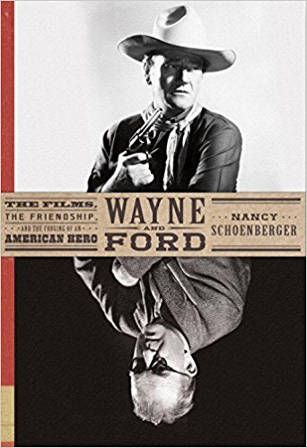 Wayne and Ford book review, westerns, Duke