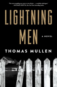 Lightning Men book review