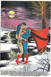 Adventures of Superman, DC Comics, art by Jerry Ordway