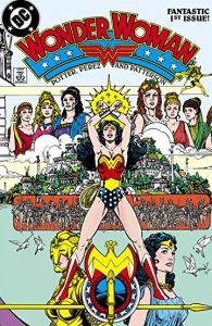 Wonder Woman by George Perez, DC Comics 1987