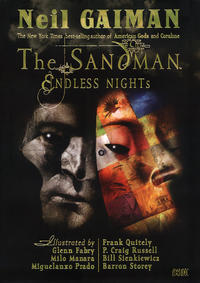 Sandman: Endless Nights book review