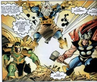 Thor 300 by Walt Simonson