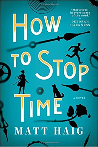 How to Stop Time book review
