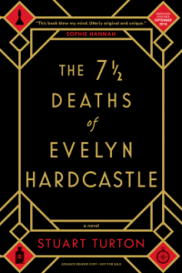 7 Deaths of Evelyn Hardcastle book review