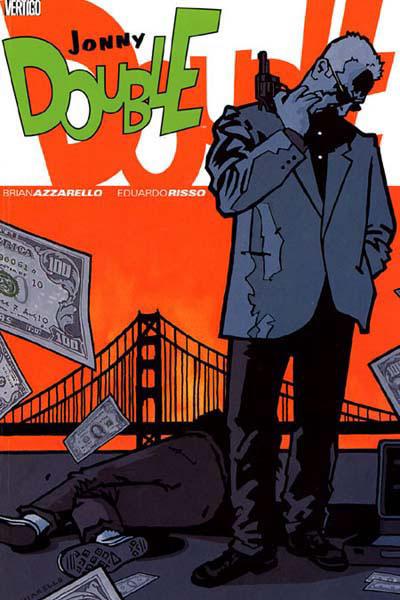 Jonny_Double graphic novel review