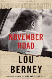 November Road book review