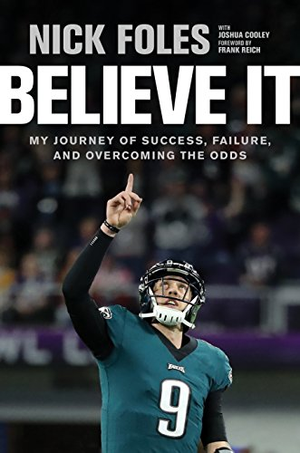 Believe It by Nick Foles book review