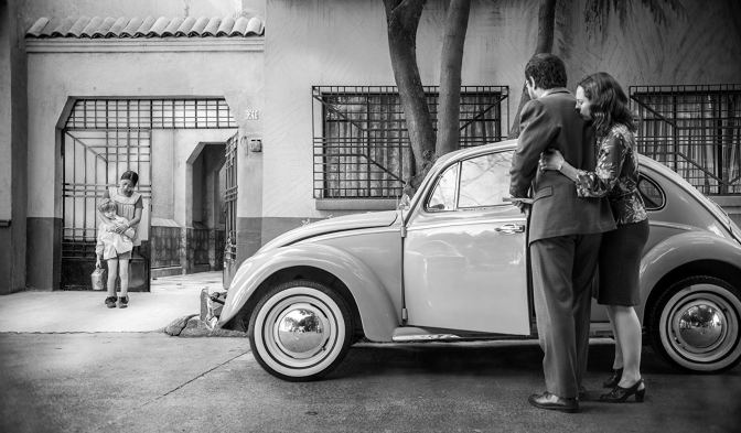 Roma film review
