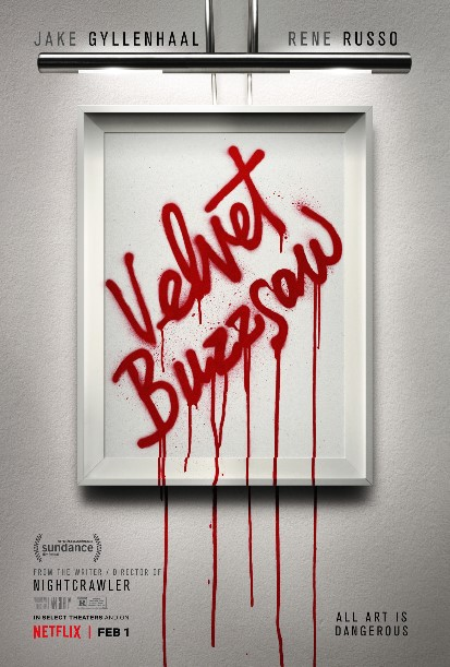 Velvet Buzzsaw film review