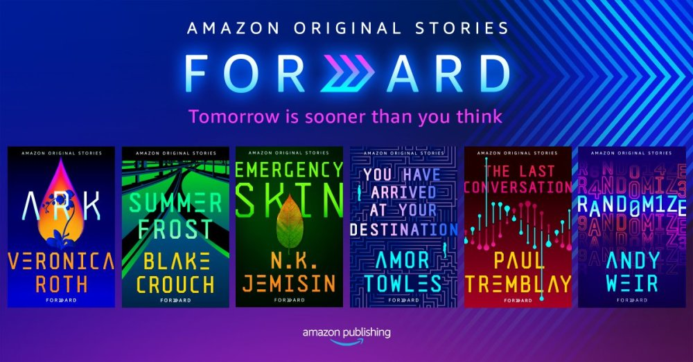 Amazon Publishing: Forward
