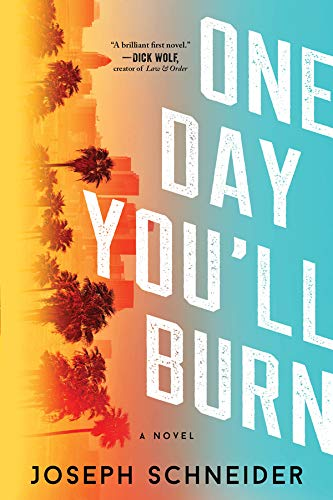 One Day You'll Burn book review