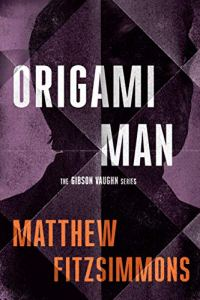 Origami Man book review