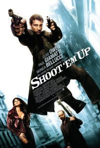 Shoot 'Em Up movie review