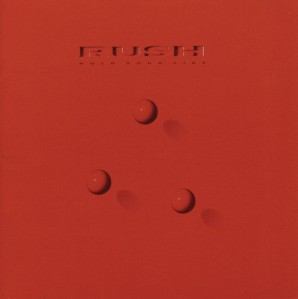 Hold Your Fire by Rush