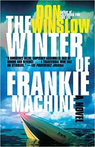 Winter of Frankie Machine book review
