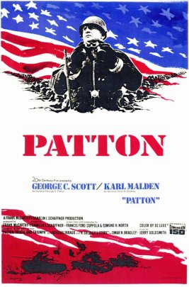Patton directed by Franklin Schaffner