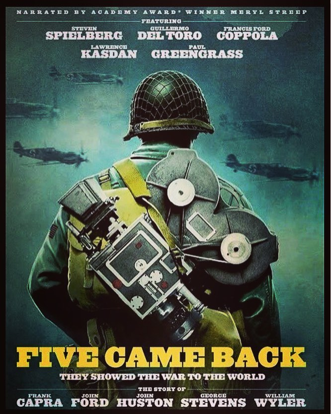 Five Came Back movie review