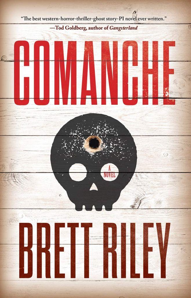 Comanche book review