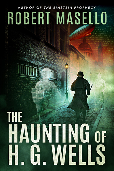 The Haunting of HG Wells book review