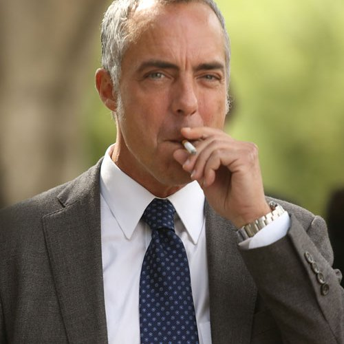 Bad ass Harry Bosch as played by Titus Welliver