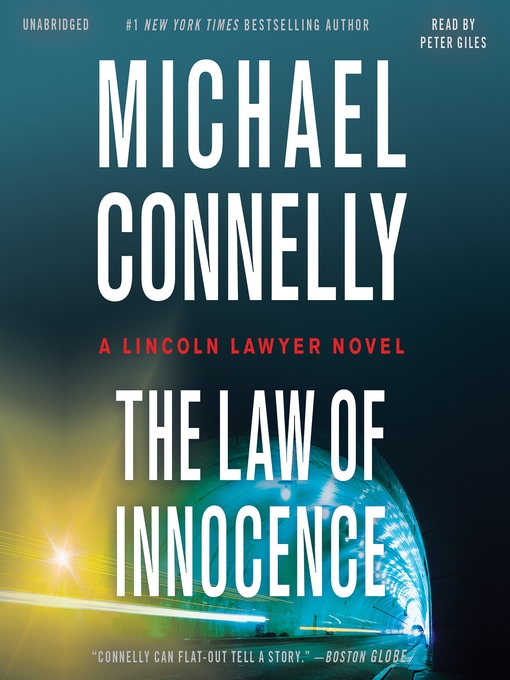 The Law Of Innocence book review