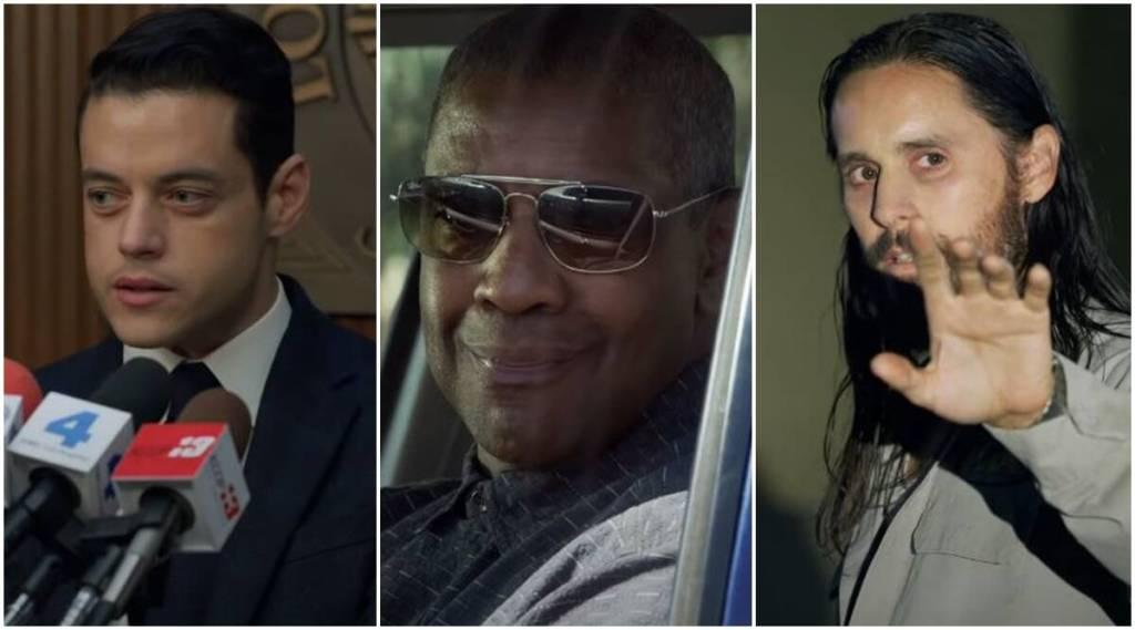 Rami Malek, Denzel Washington, Jared Leto, all Oscar winners