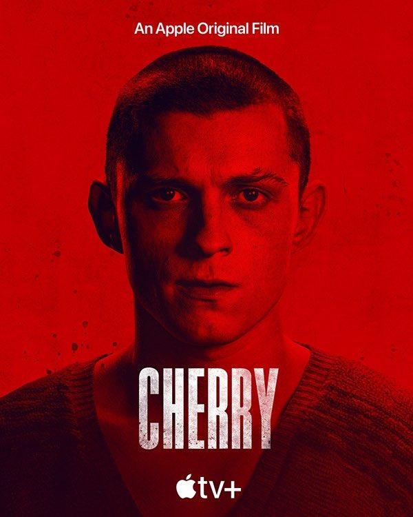 Cherry starring Tom Holland