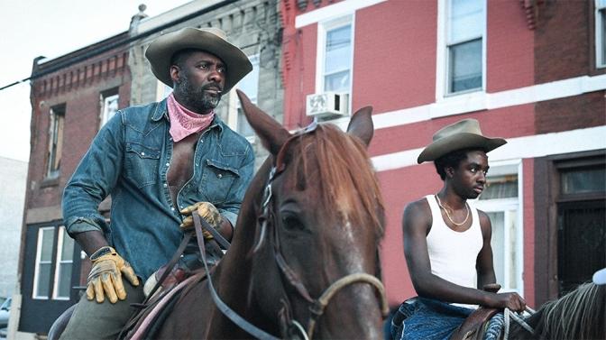 Concrete Cowboy starring Idris Elba