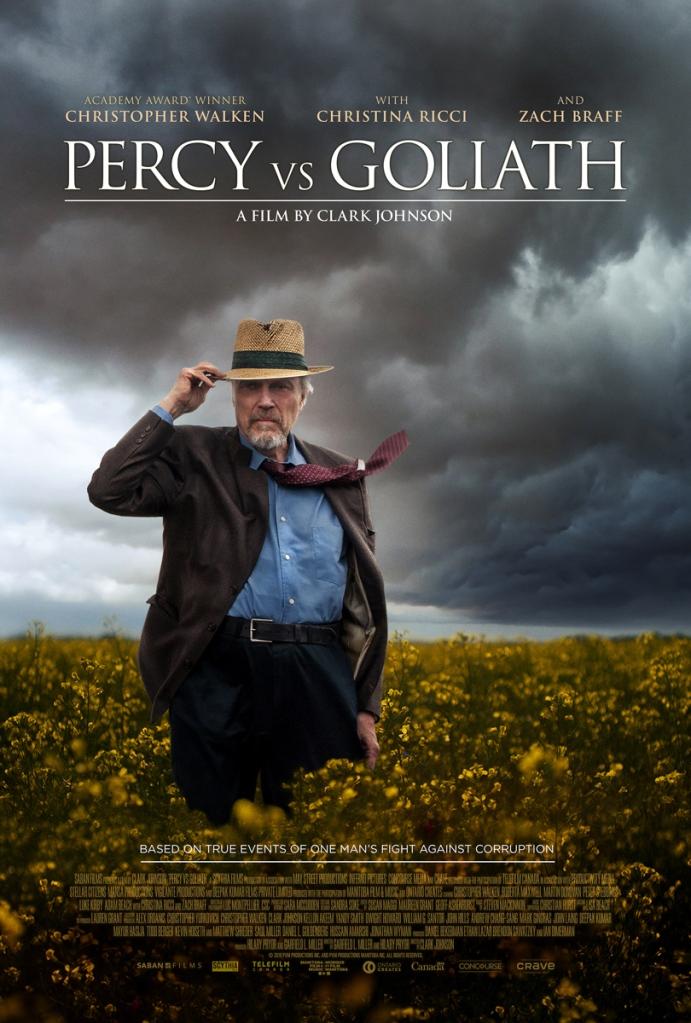 Percy vs Goliath movie review
