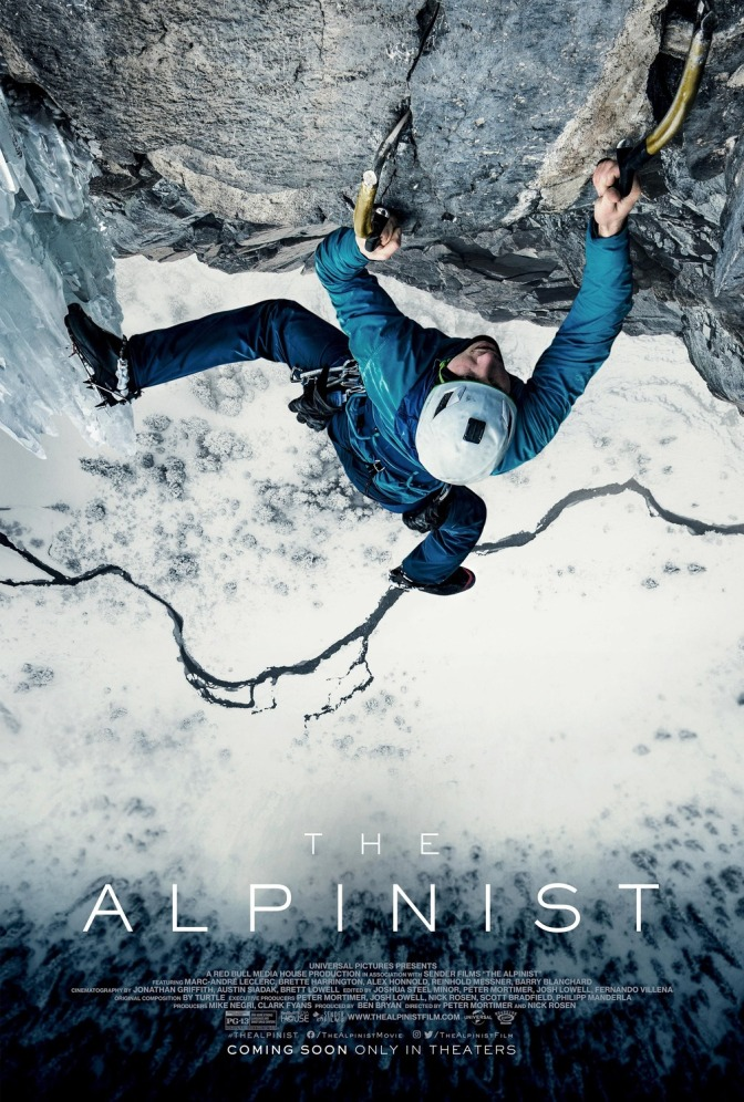 The Alpinist movie review