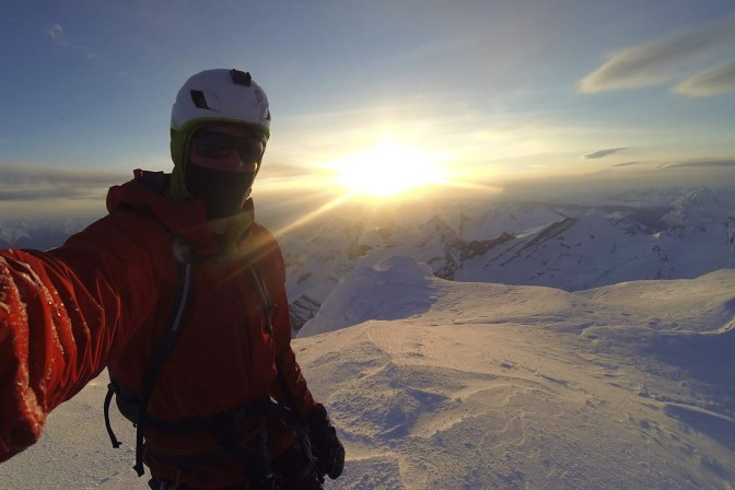 Marc-Andre Leclerc, the Alpinist